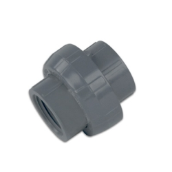 Schedule 80 Value PVC Threaded Unions