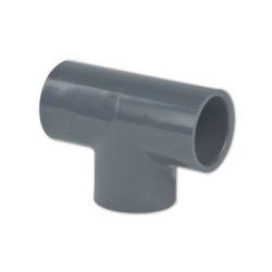 Schedule 40 & 80 Value PVC Socket Tees