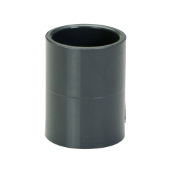 PVC Schedule 40 Socket Couplings