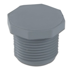 Plug CPVC Threaded Fittings