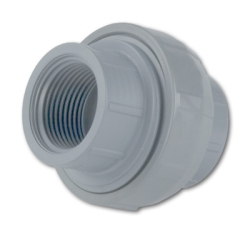 Union CPVC Threaded Fittings