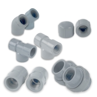 CPVC Value Pipe Fittings
