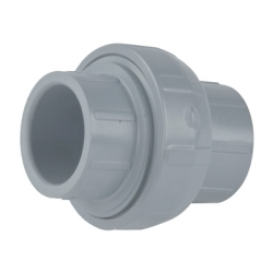 Union CPVC Socket Fittings
