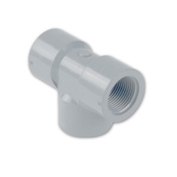 Tee CPVC Threaded Fittings