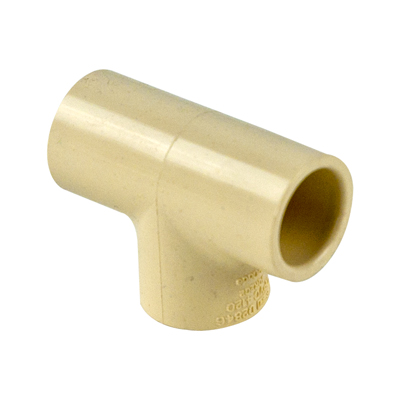 Cts cpvc tee u s plastic corp for Cpvc hot water