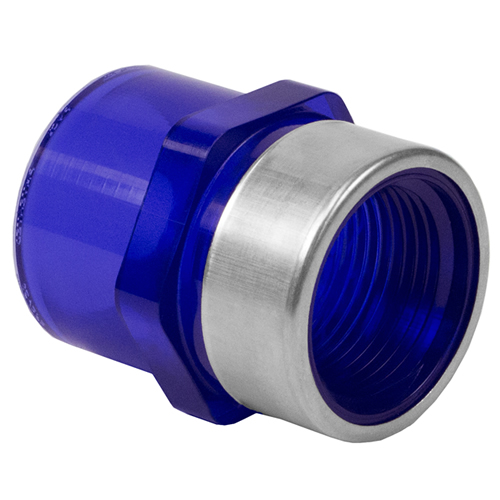 Low Extractable PVC Female Adapters