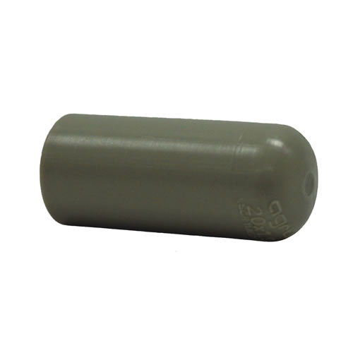 PP-Pure® Pigmented Polypropylene End Caps