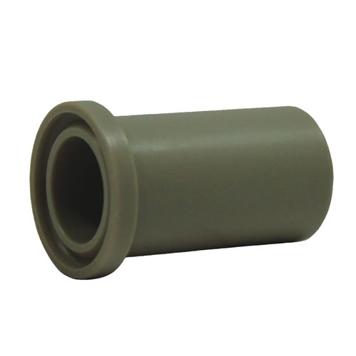 PP-Pure® Pigmented Polypropylene Sanitary Adapters