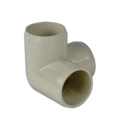 Putty 3 - Way Elbow External Pipe Fitting