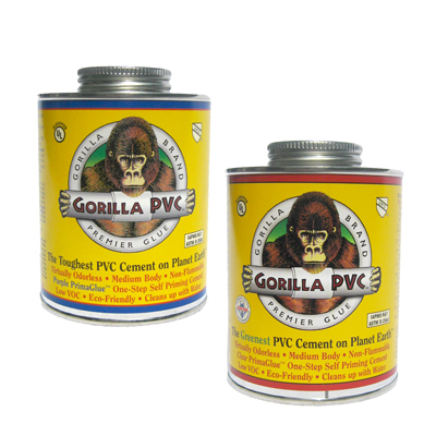 16oz Gorilla PVC™ Cement