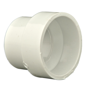 DWV PVC Reducer Coupling