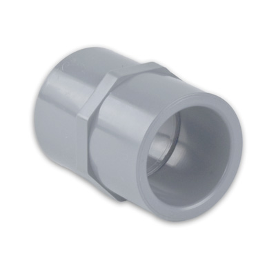 Straight Coupling CPVC Socket Fittings