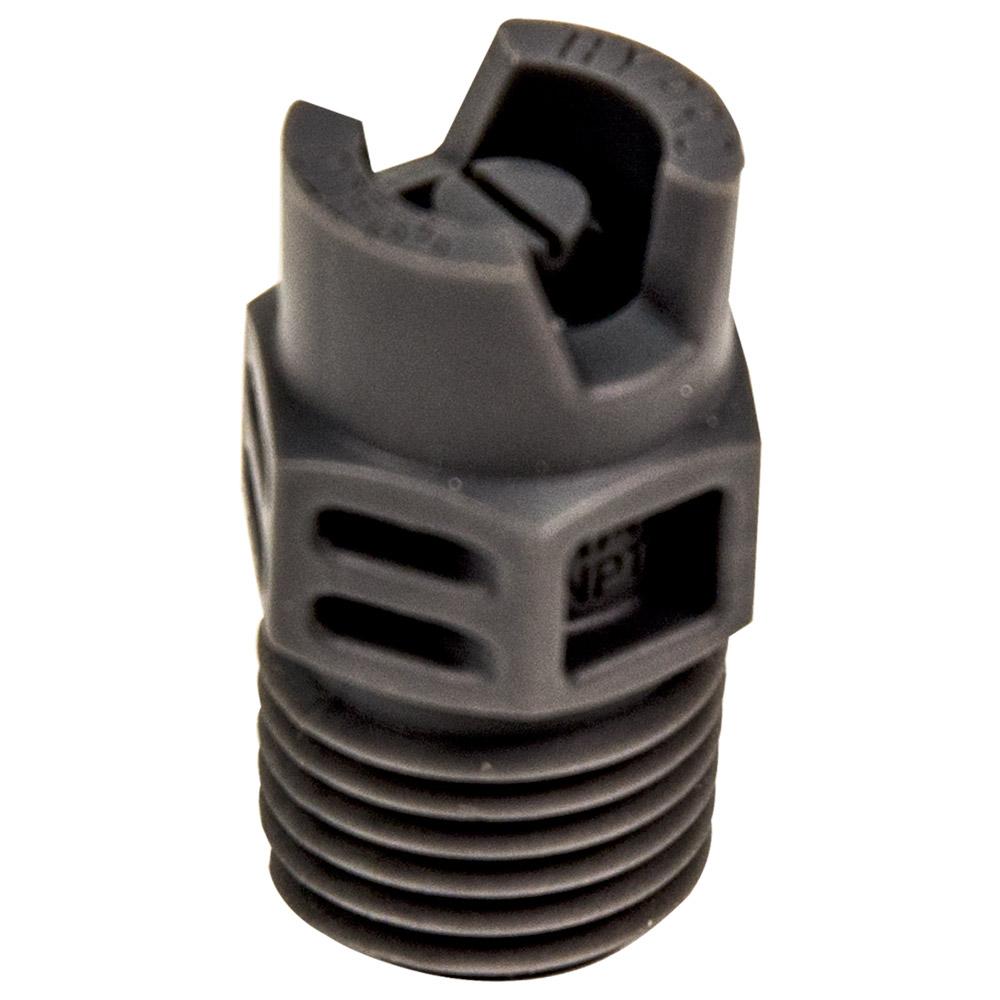 25° Gray PVDF Spray Nozzle -15