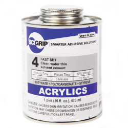 IPS® Weld-On® 4™ Acrylic Cement