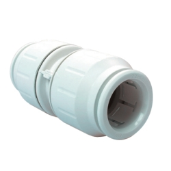 John Guest® Twist & Lock CTS PEX Reducing Coupler