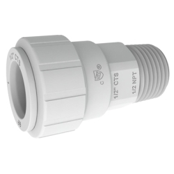 John Guest® Twist & Lock Male Connector