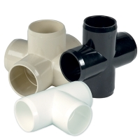 External Fittings for Furniture Pipe