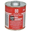 Quart Whitlam PVC Clear Low VOC Medium Bodied Cement