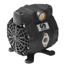 "1/2"" DF50 Direct Flo 14 gpm Pump with Polypropylene Body and Santoprene Diaphragm"