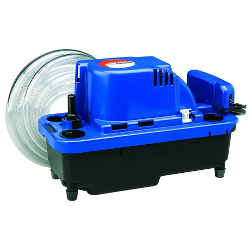Little Giant® NXTGen VCMX Series Condensate Removal Pump with 1/30 HP, 115V Motor