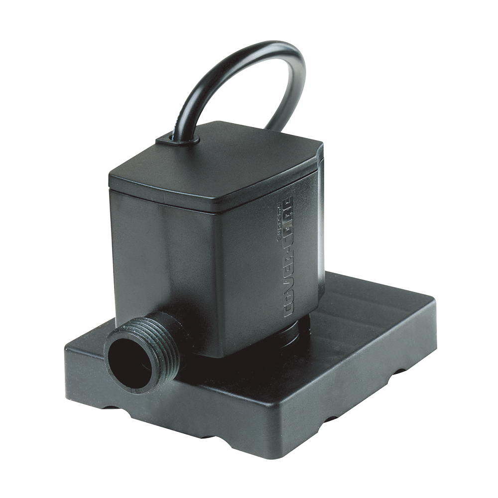 300 GPH Cover-Care Magnetic Drive Pool Cover Pump | U S