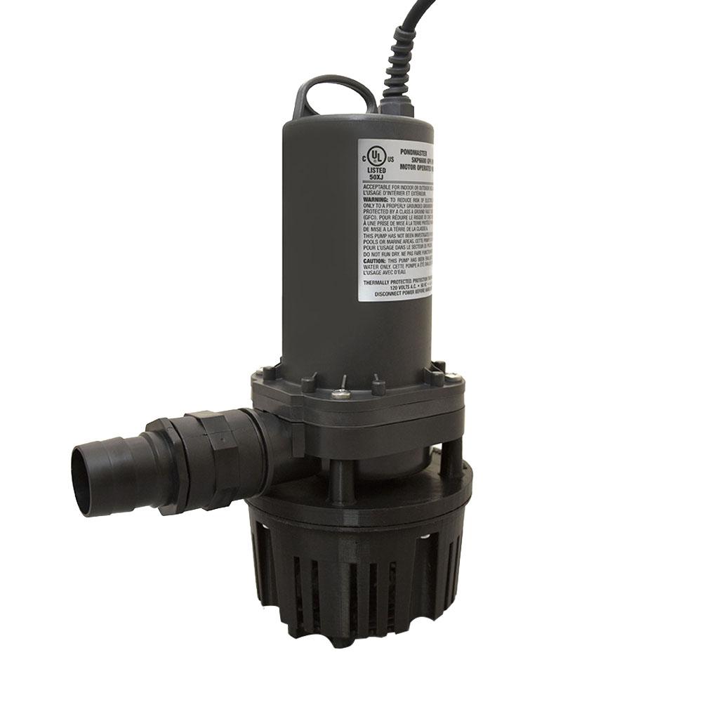 Pool-Care Main Drain Utility/Pool Pump