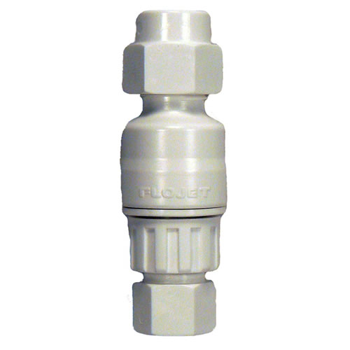 "15 psi Flojet® Water Pressure Regulator with 1/2"" FNPT Connections"