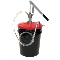 Powder-Coated Gear Lube Pump