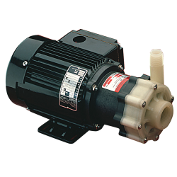 TE-5C-MD March® Magnetic Drive Pump with 1/8 HP, 115/230v Baldor Motor