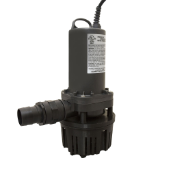 Pool-Care Main Drain Utility/Pool Pump