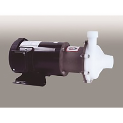 TE-7.5K-MD March® Magnetic Drive Metal-Less Kynar® Pump with 230v, 3 Phase TEFC Motor