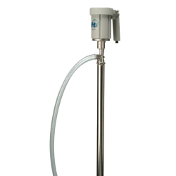 """40"""" Stainless Steel Pump Tube with Air Motor Kit"""