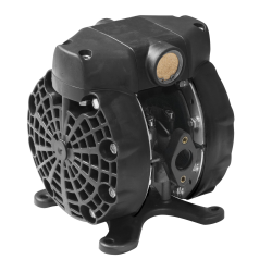 "1/2"" DF50 Direct Flo 14 gpm Pump with Conductive Acetal Body and PTFE Diaphragm"