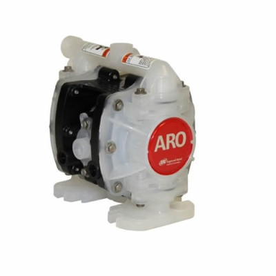 "ARO® 1/4"" PP/PTFE Dosing & Transfer Double Diaphragm Pump"