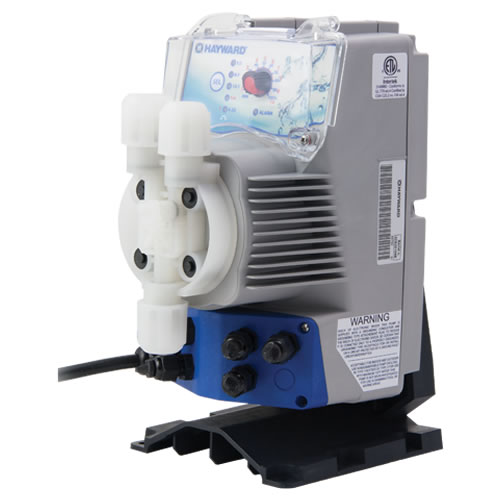 ZTA Series 500 Analog Solenoid Pump with EPDM Seals 300 strokes/min., 5 GPH, Timed Dosage