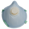 2-Strap Low Profile Particulate Respirator with Valve