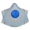2-Strap Medium/Large Particulate Respirator with Acid Gas Relief