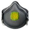 Medium/Large R95 Disposable Respirators with HandyStrap®, Ventex® Valve & Nuisance OV