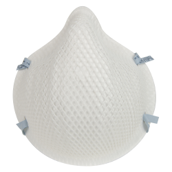 2-Strap Medium/Large Particulate Respirator without Valve