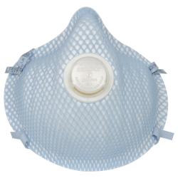 2-Strap Medium/Large Particulate Respirator with Valve