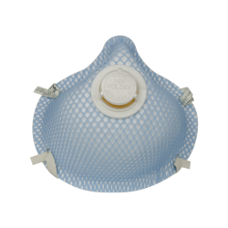 2-Strap Small Particulate Respirator with Valve