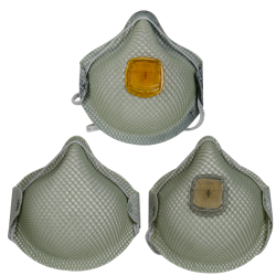 Particulate Respirators with HandyStrap®