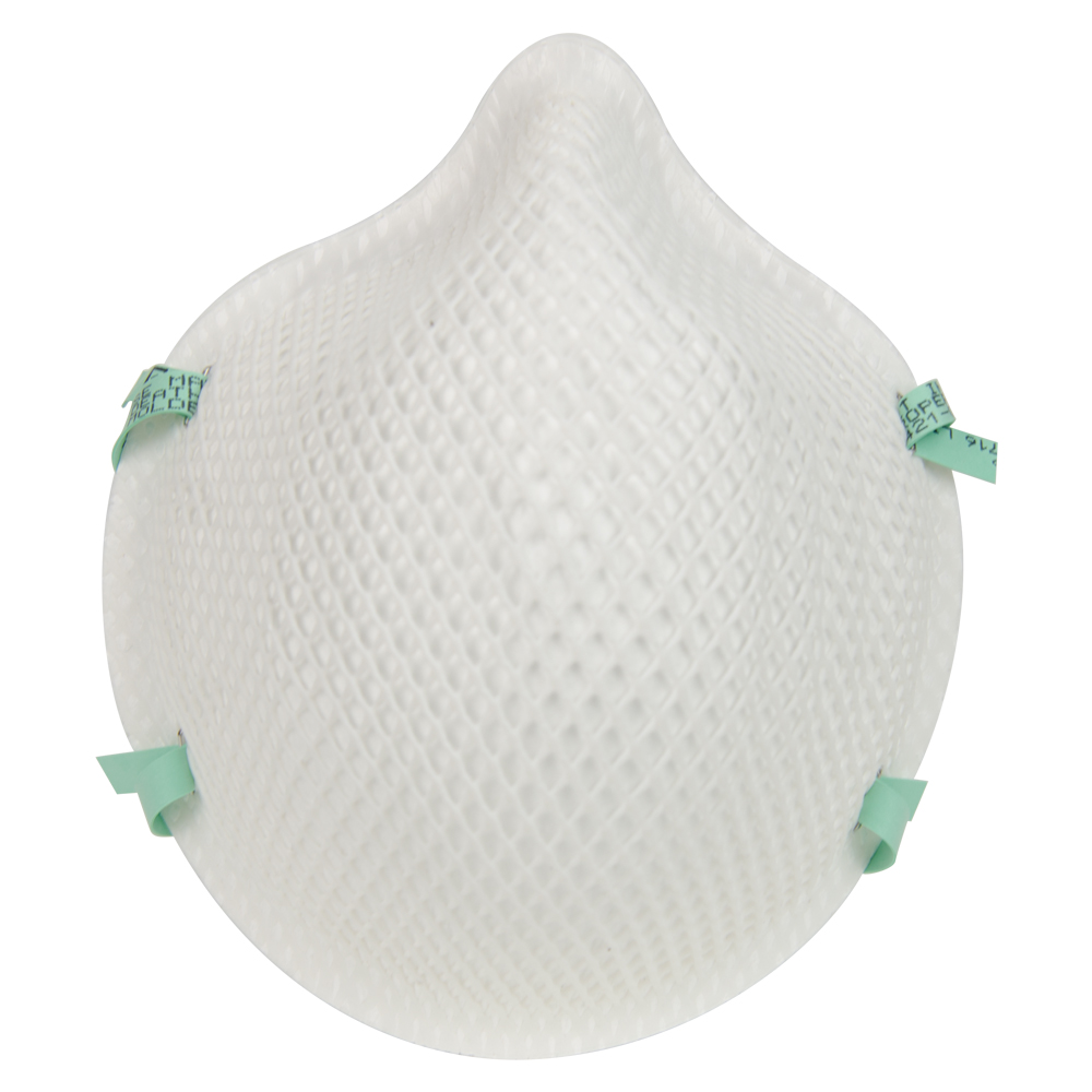2-Strap Low Profile Particulate Respirator without Valve