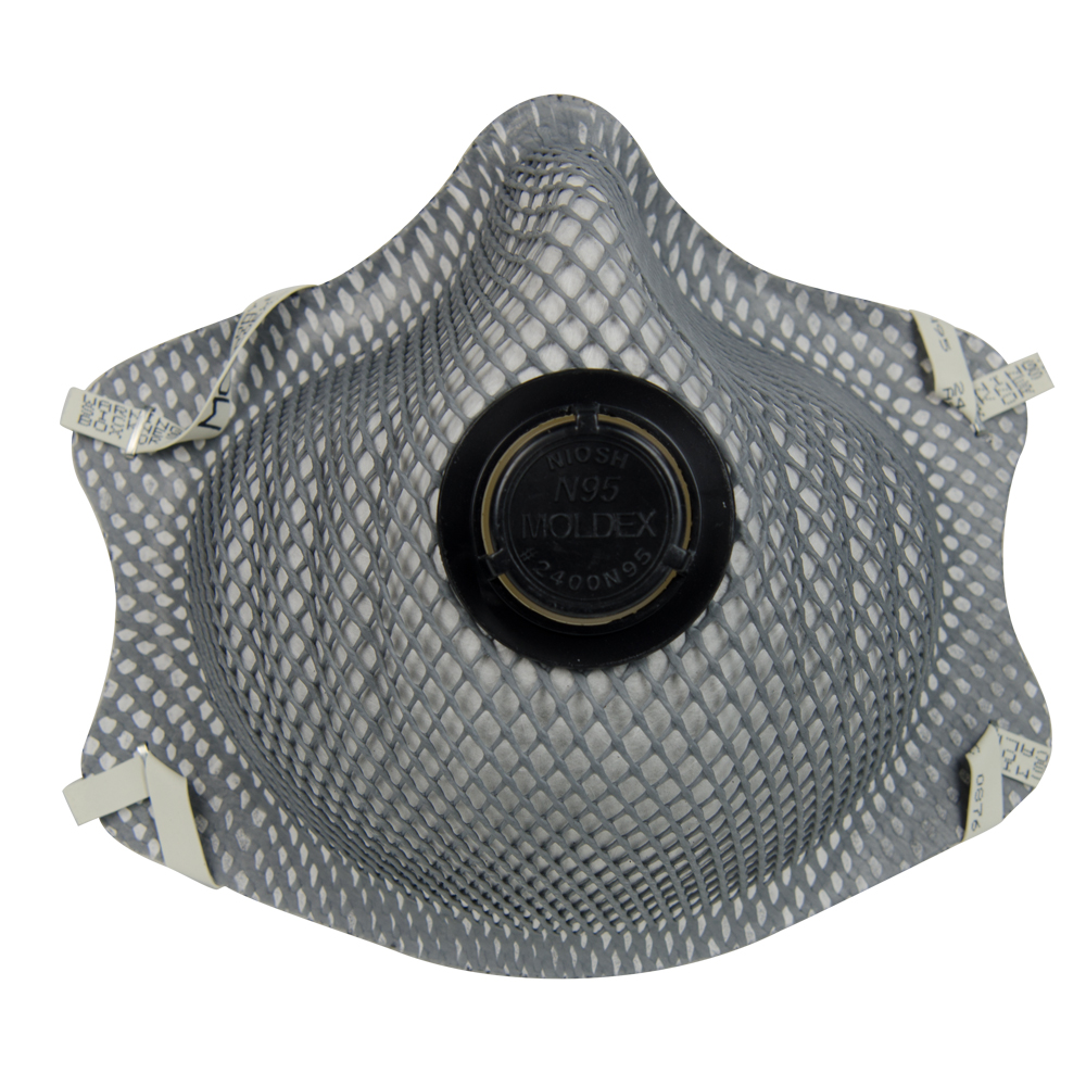 2-Strap Medium/Large Particulate Respirator with Nuisance OV