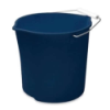 Rubbermaid® 11 Quart Royal Blue Neat n