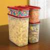 Rubbermaid® Modular Dry Food Canister Set
