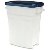 "Rubbermaid® 8 Gallon Large All-Purpose Canister - 17.7"" L x 11.5"" W x 19"" H"