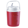 "Rubbermaid® 1 Gallon Red Victory™ Jug - 8.41"" L x 8.31"" W x 10.98"" H"
