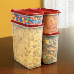 Rubbermaid® Modular Canisters & Cereal Containers