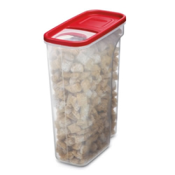 "Rubbermaid® Modular 22 Cup Cereal Container - 9.5"" L x 4.75"" W x 13"" H"